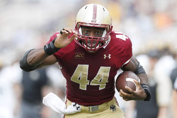 NCAA Football: Army at Boston College